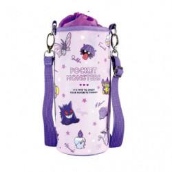 PET Bottle Cover L Pokemon Purple Colors