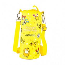 PET Bottle Cover L Pokemon Yellow Colors