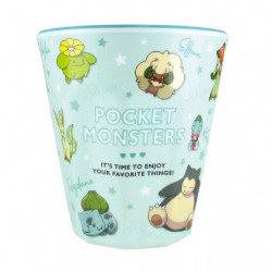Cup Pokemon Monster Green Melamine Cup Colors
