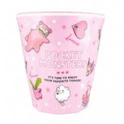 Cup Pokemon Monster Pink Melamine Cup Colors