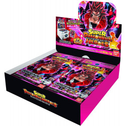 Big Bang 3 Booster Box Super Dragon Ball Heroes