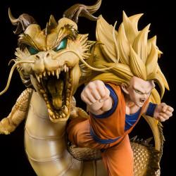 Figurine Dragon Ball Super Saiyan 3 Son Goku Dragon Ball Fist Explosion