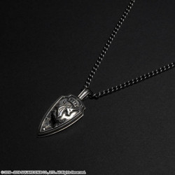 Silver Pendant Unbreakale Bonds Final Fantasy XIV
