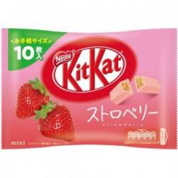 Kit Kat Mini Fraise