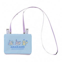 Multi-pocket Pouch AMAIKAORI