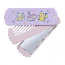 Comb with Mirror AMAIKAORI