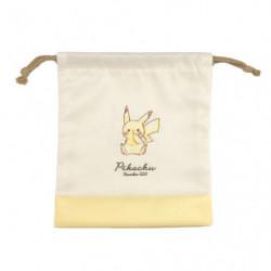 Drawstring Purse Pikachu Number025