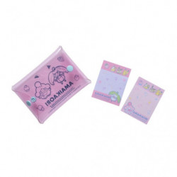 Scented Mini Memo Set Slurpuff and Steenee AMAIKAORI