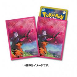 Card Sleeves Moltres, Zapdos and Articuno Pokémon Galar