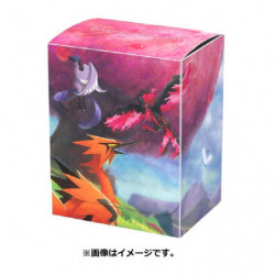 Deck Case Moltres, Zapdos and Articuno Pokémon Galar