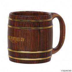 Wooden Barrel Mug Final fantasy XIV