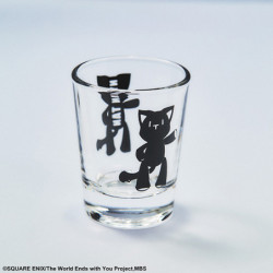 Shot Glass Nyantan The World Ends with You The Animation