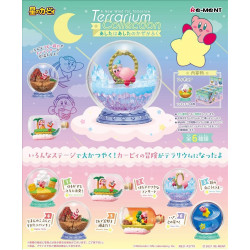 Terrarium Kirby Collection Box Ataha no Kazegafuku