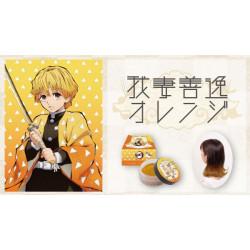 Hair Color Wax Agatsuma Zenitsu Orange Kimetsu No Yaiba