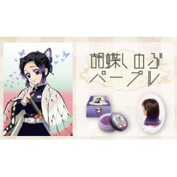 Hair Color Wax Kocho Shinobu Purple Kimetsu No Yaiba