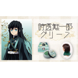 Hair Color Wax Tokito Muichiro Green Kimetsu No Yaiba