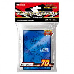 Protèges Cartes Luke Blue YuGiOh Rush Duel