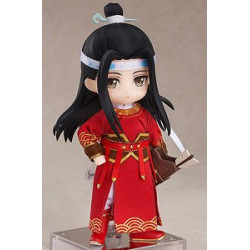 Nendoroid Doll Lan Wangji Qishan Night-Hunt Ver The Master of Diabolism