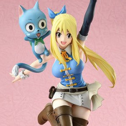 Figurine Lucy Heartfilia Fairy Tail