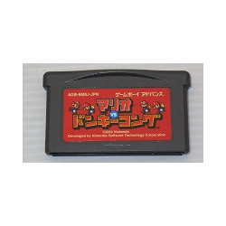 Mario vs. Donkey Kong GameBoy Advance