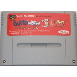 Earthworm Jim SuperFamicom