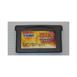 NARUTO The Strongest Ninja Rally 2 GameBoy Advance