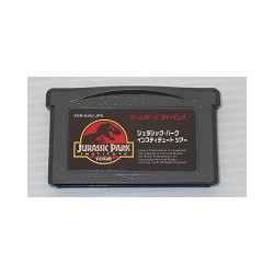 Jurassic Park Institute Tour: Dinosaur Rescue GameBoy Advance