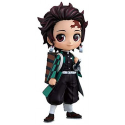 Figure Tanjiro Kamado II Normal Color Kimetsu No Yaiba Q Posket