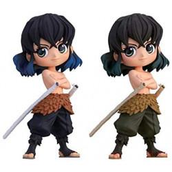 Figurine Inosuke Hashibira Color Set Kimetsu No Yaiba Q Posket