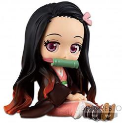 Figurine Nezuko Kamado  Kimetsu No Yaiba Petit Vol 1 Q Posket