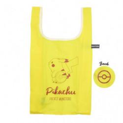 Eco Bag with snaphook M Pikachu