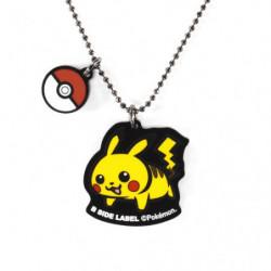 Collier Pikachu B-SIDE LABEL
