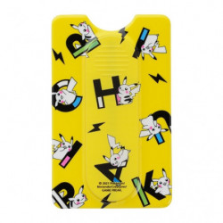 Card case with ring PIKAPIKACHU
