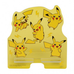 Support smarphone acrylique Pikachu Ippai