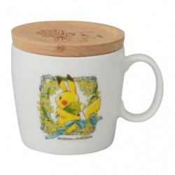 Mug with lid MIMOSA e POKÉMON