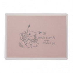 Double-sided cutting board LOVELY FLOWERS WITH PIKACHU
