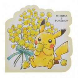 Die-Cut Memo Pikachu MIMOSA e POKÉMON