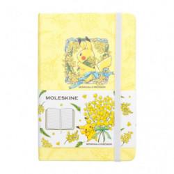 Notebook Classic MOLESKINE Pocket Size MIMOSA e POKÉMON