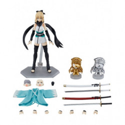 Figma Saber Okita Souji: Ascension Ver. Fate Grand Order