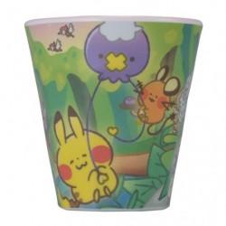 Mug Cup Pokemon Yurutto Forest japan plush