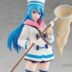 Figurine Aqua Winter Ver KonoSuba: God's Blessing on this Wonderful World! POP UP PARADE