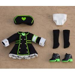 Nendoroid Doll Clothes Set Black Nurse