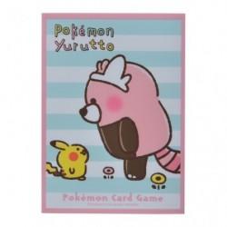 Card Sleeves Yurutto japan plush