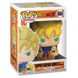 Figurine Super Saiyan Goku Dragon Ball Z POP!