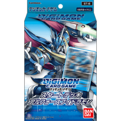 Starter Deck Ulforce Vee Dramon Digimon Card ST-8