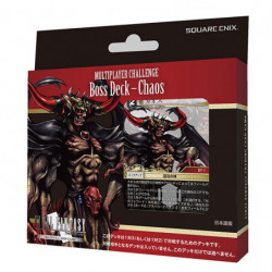 Multiplayer Battle: BOSS DECK CHAOS FINAL FANTASY TCG Japanese Ver.
