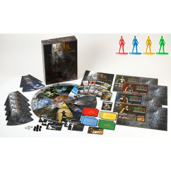 Board Game Tomb Raider Legend