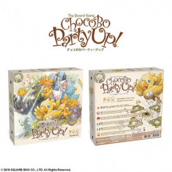 Board Game Chocobo Party Up Final Fantasy