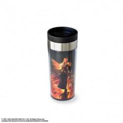 Tumbler Cup Metal Art Vol.2 Final Fantasy VII Remake