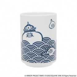 Tea Cup Qinghai Wave Smile Slime